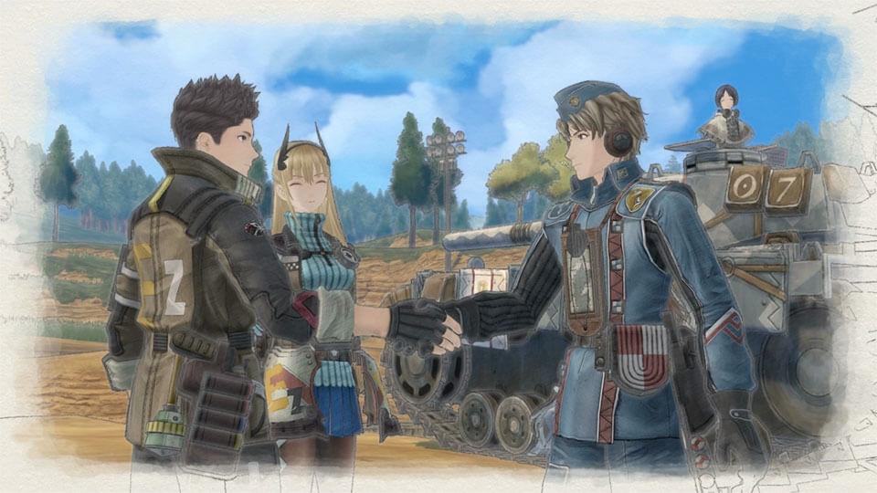 Valkyria Chronicles 4 | DLC